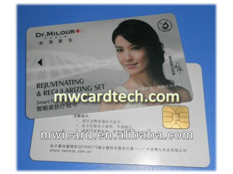 ISO CMYK Printing/Offset Printing 125KHz T5577 RFID Cards