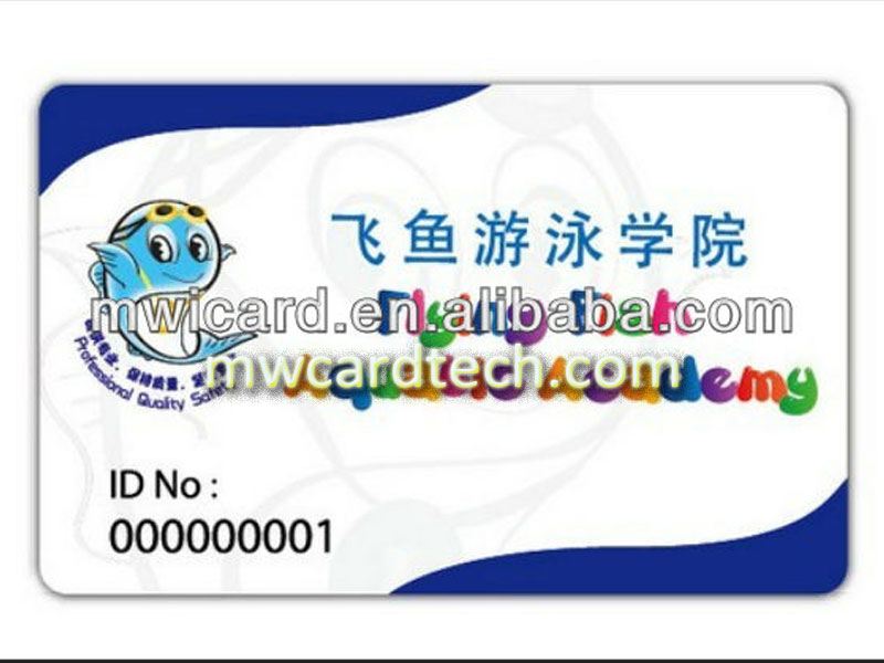Most Popular and Custom Printing Passive RFID Smart Card