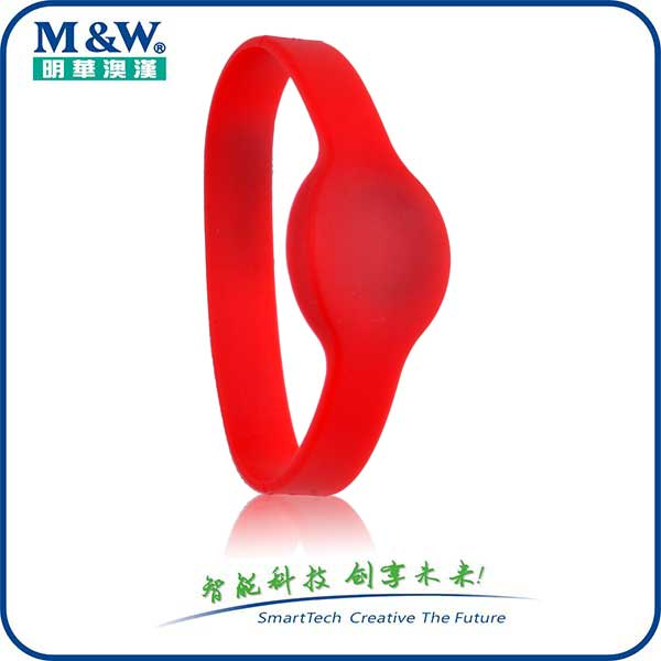 Silicone Wristbands- MWG1701 Series -RFID card