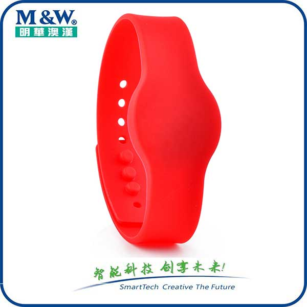 Silicone Wristbands- MWG1708 RFID card