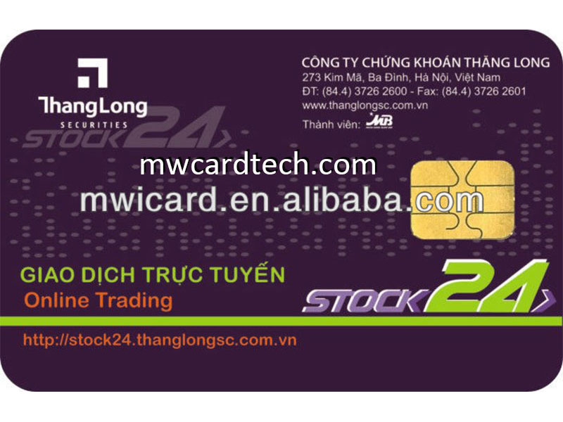 Java card smart card rfid card reader & writer