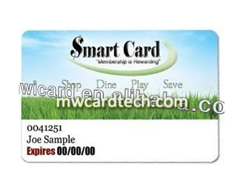Best Price Contactless PVC ISO 15693 Smart Cards