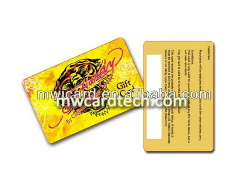 High Quality Custom Print Contactless Smart Parking Card