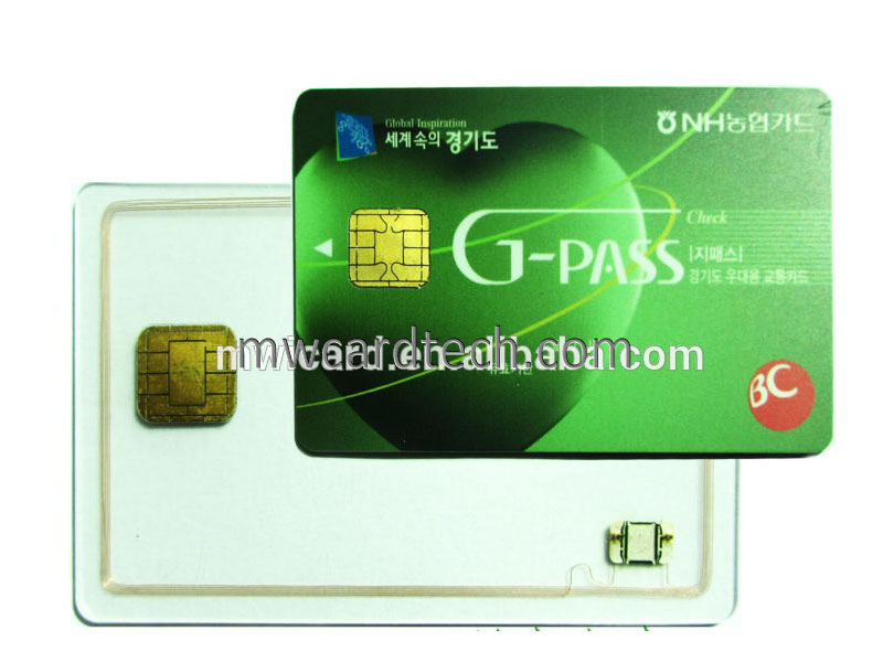 125KHz RFID and Magnetic RFID Card