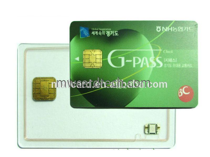 Multi Function Custom PVC Irregular RFID Card