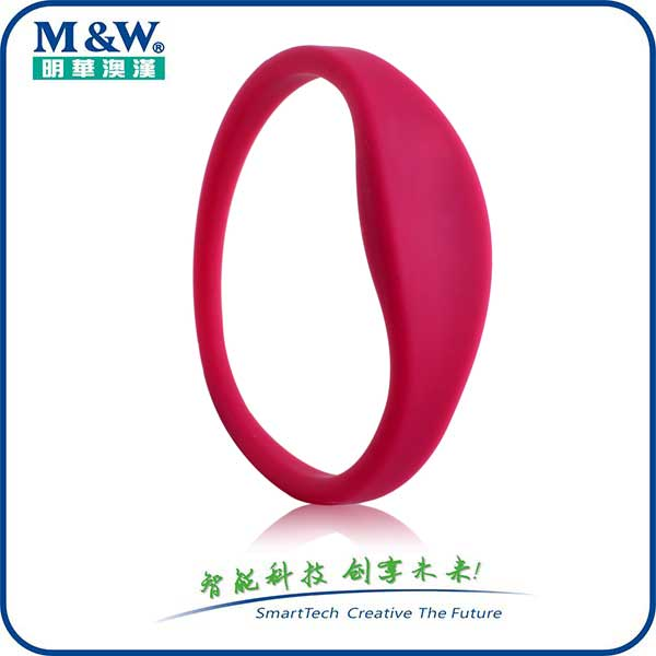 Silicone Wristbands- MWG1705 RFID card