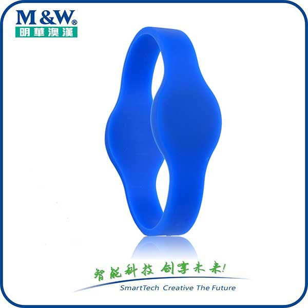 Silicone Wristbands- MWG1706 RFID card