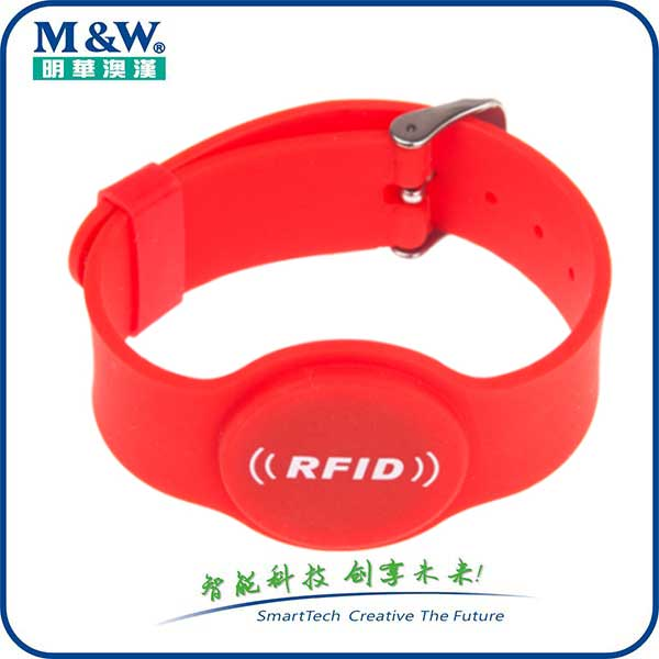 Silicone Wristbands- MWG1709 RFID card