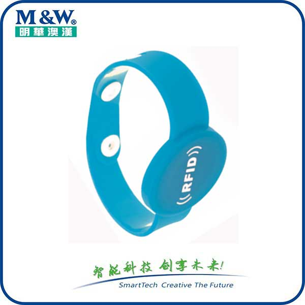 Soft PVC Wristbands MWPVC1703 RFID card