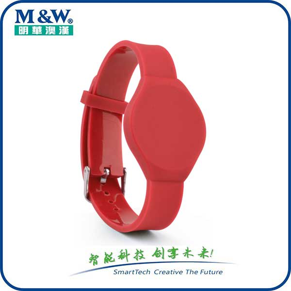 SoftPVC Wristbands MWPVC1705 RFID card