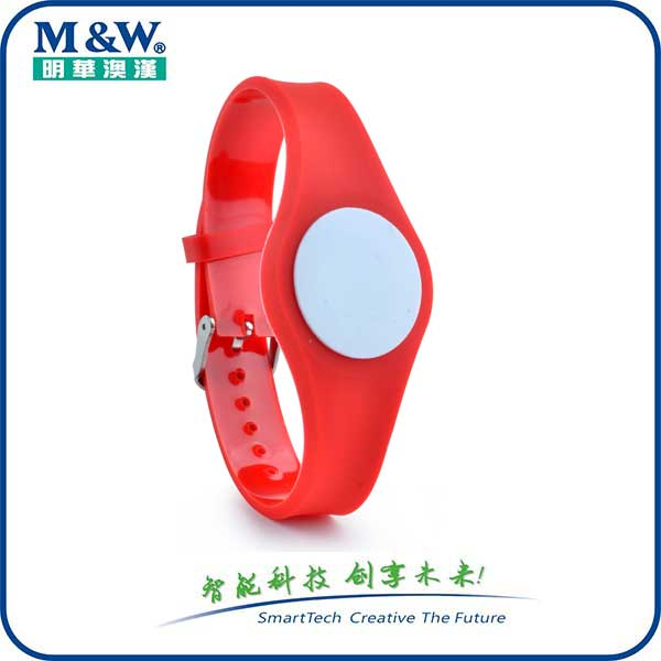 Soft PVC Wristbands MWPVC1707 RFID card