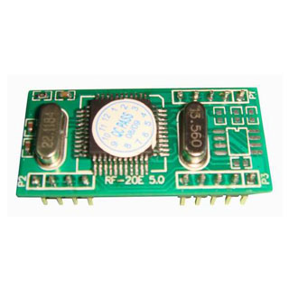 RF-10E embedded contactless IC card reader module
