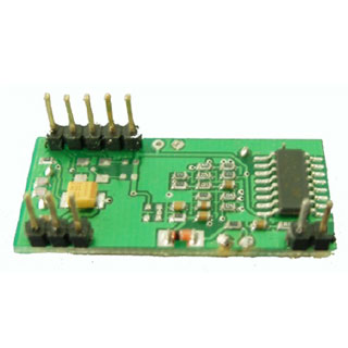 MW630 contactless radio frequency ID card-specific modules