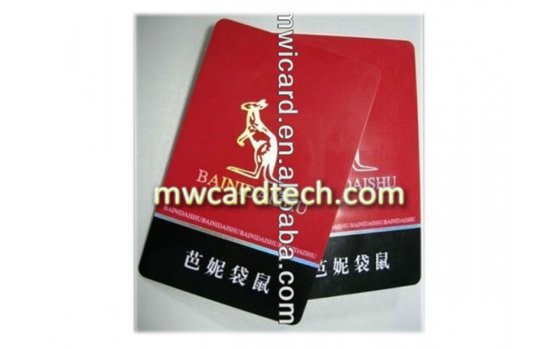 Authorized Writable and Readable Contacltess Smart Cards Manufacturer