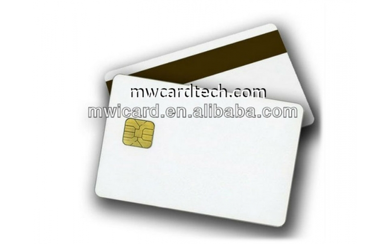 JCOP plastic cards j2a040 j2a080 contact IC blank smart card