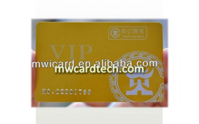 Competitive Price Contactless Smart Fudan F08 Card