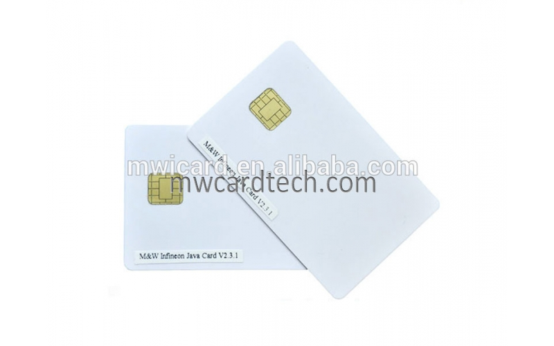 Dual Interface Card of Jcop