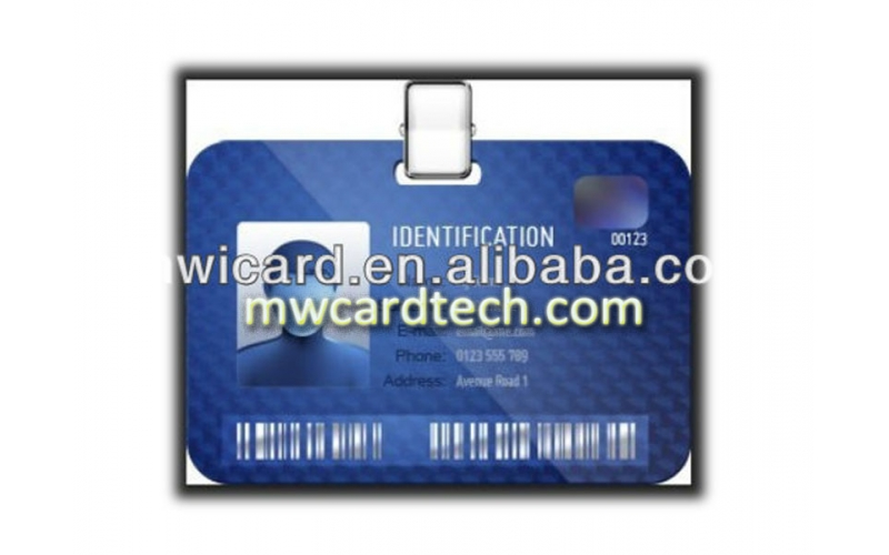 High Security for Access Control/Time Attendance 125KHz RFID Smart Cards