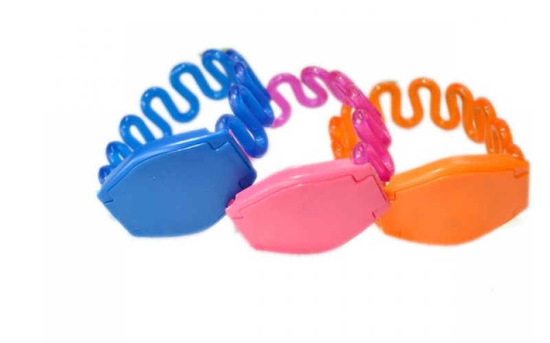 MW-394 Silicone wristbands