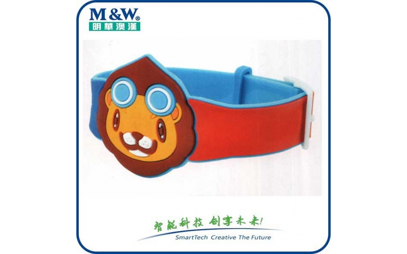 Soft PVC Wristbands MWPVC1710 RFID card
