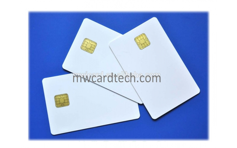 P5CD041 Secure dual interface and contact PKI smart card