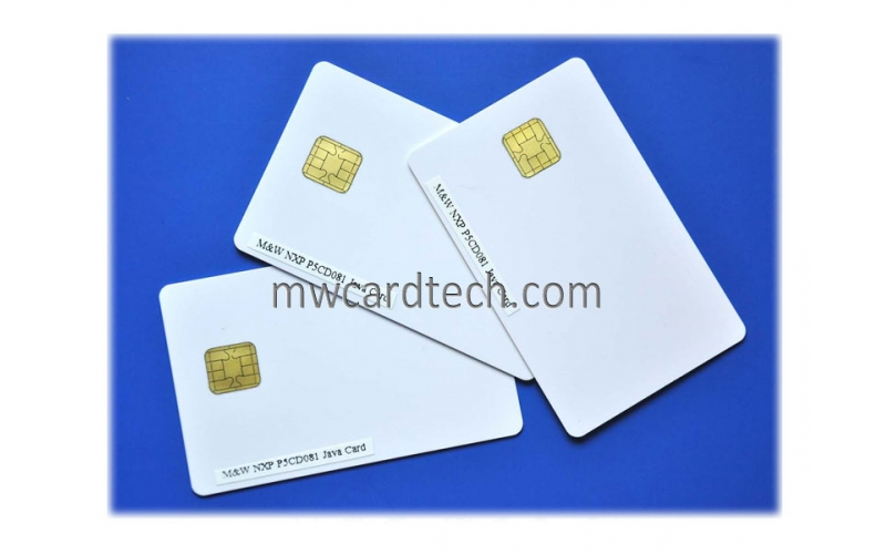 JAVA CARD/J2A040 JAVA based smart card