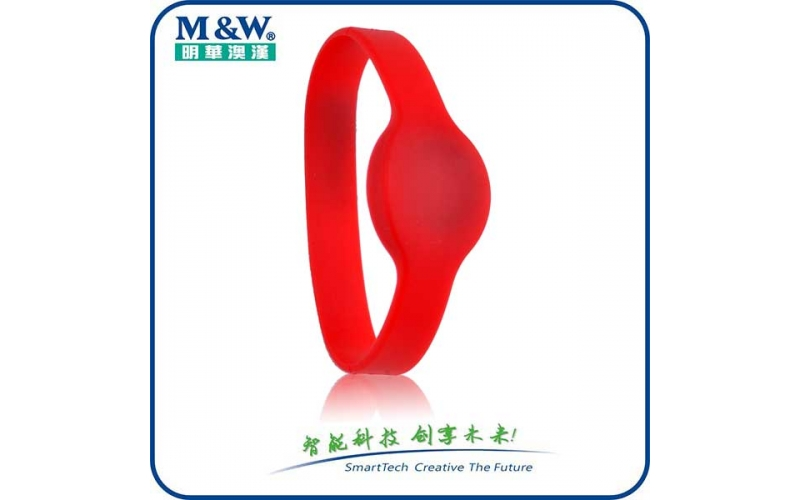 Silicone Wristbands- MWG1702 Series -RFID card